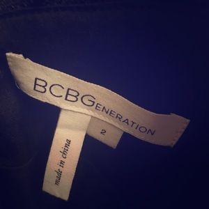 BCBG Black Dress Size 2